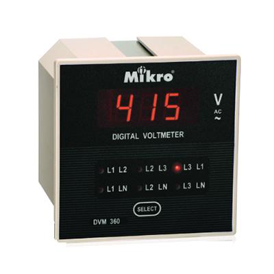 DVM-Digital Power Meter