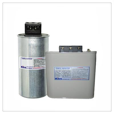 Capacitor & Reactor