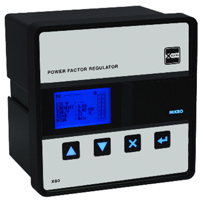 X80 series-Power Factor Regulator
